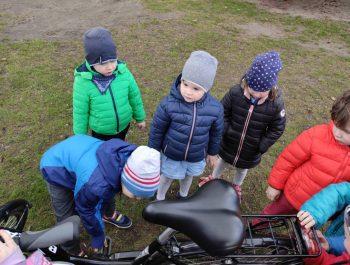 W co wyposażony jest rower ?